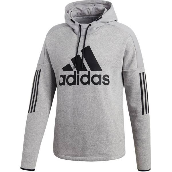 ADIDAS Herren Sweatshirt Sport ID Logo Pullover Hoodie Fleece