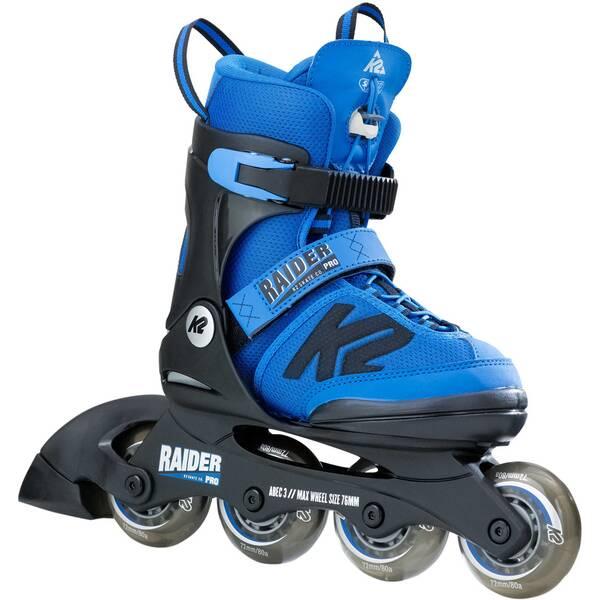 K2 Kinder Skates RAIDER PRO Grau