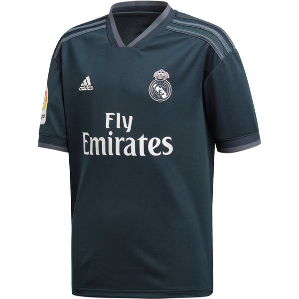 ADIDAS Kinder Trikot Real Madrid Away Jersey Saison 2018/2019