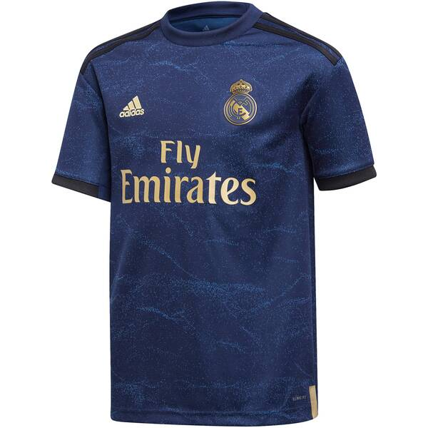 "ADIDAS Jungen Fußballtrikot ""Real Madrid Auswärtstrikot"" Kurzarm - Replica"