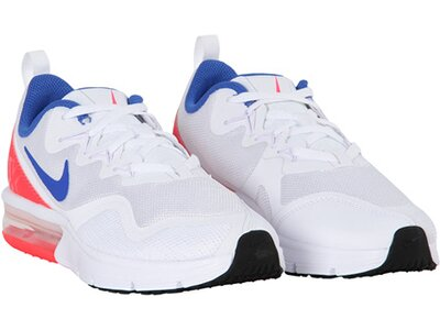"NIKE Jungen Sneaker ""Boys' Nike Air Max Fury (GS)"" Grau"