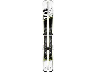 """SALOMON Skier """"24 Hours Max"""" inkl. Bindung """"Z12 Walk"""" Schwarz"""