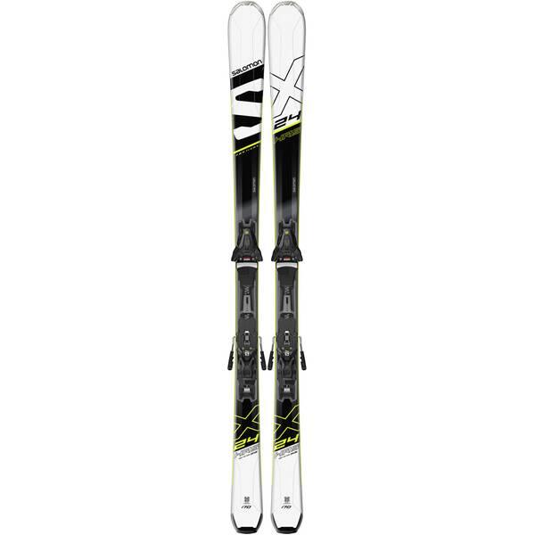 """SALOMON Skier """"24 Hours Max"""" inkl. Bindung """"Z12 Walk"""""""