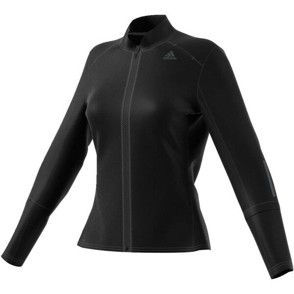 "ADIDAS Damen Laufjacke / Trainingsjacke ""Response Wind Jacket"""