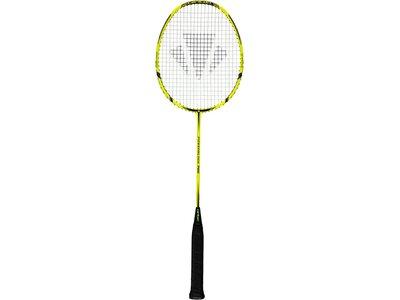 """CARLTON Badmintonschläger """"Powerblade F 100"""" Weiß"""