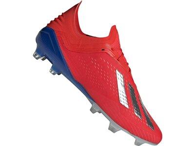 ADIDAS Fußball - Schuhe - Nocken X Virtuso 18.1 FG Rot