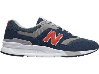 """NEWBALANCE Herren Sneaker """"997H"""" Grau"""