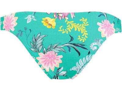 "SEAFOLLY Damen Bikinihose ""Water Garden Multi Rouleau Brazilian"" Grün"