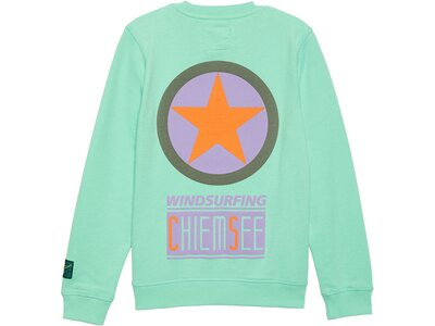 CHIEMSEE Sweatshirt Kids mit Logoprint Blau