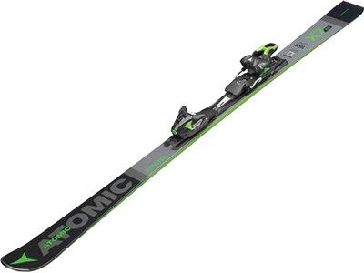 """ATOMIC Herren Ski """"Redster X7 WB + FT 12 GW"""" inkl. Bindung Schwarz"""