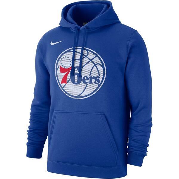 """NIKE Herren Sweatshirt """"Philadelphia 76ers Nike NBA-Hoodie"""""""