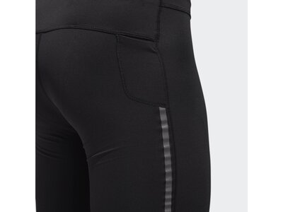 ADIDAS Herren Supernova Tight Schwarz