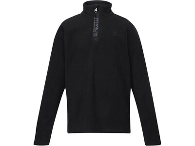PROTEST PERFECTY JR 1/4 Zip Top Schwarz