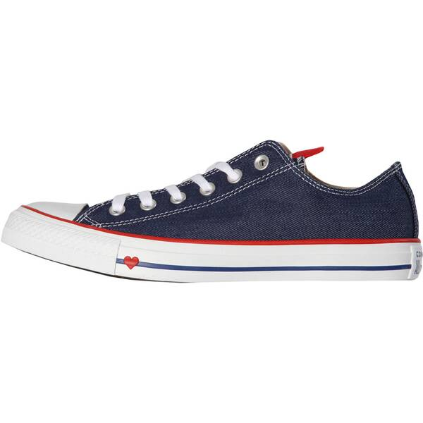 "CONVERSE Damen Sneaker ""Chuck Taylor All Star Denim Love"""