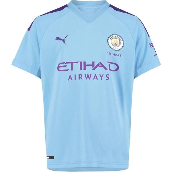 """PUMA Kinder Fußballtrikot """"Manchester City Heimtrikot"""" - Replica"""