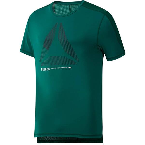 REEBOK Herren Trainingsshirt Kurzarm