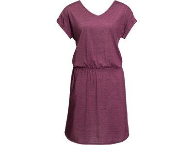 "JACKWOLFSKIN Damen Outdoor-Kleid ""Coral Coast Dress"" Lila"