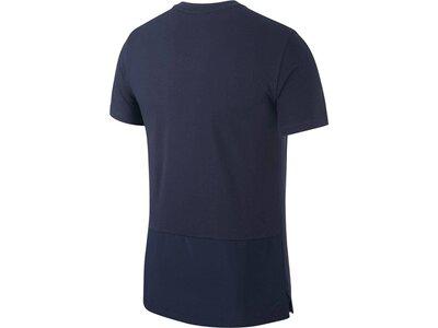 "NIKE Herren Trainingsshirt ""Dri-Fit"" Blau"