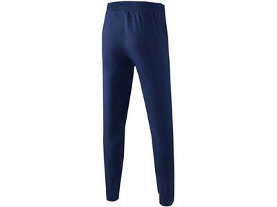 ERIMA Fußball - Teamsport Textil - Hosen Pant Präsentationshose Kids Blau