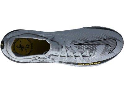 NIKE Fußball - Schuhe - Turf Phantom GT Scorpion Academy DF TF Silber