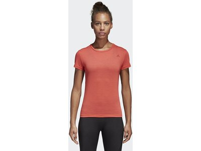 ADIDAS Damen T-Shirt FreeLift Prime Orange