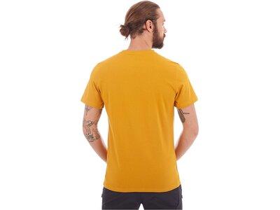 """MAMMUT Herren T-Shirt """"Seile"""" Orange"""