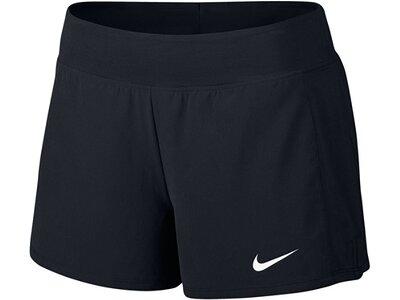 """NIKE Damen Tennisshorts """"NikeCourt Flex Pure"""" Schwarz"""