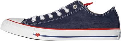 "CONVERSE Damen Sneaker ""Chuck Taylor All Star Denim Love"""