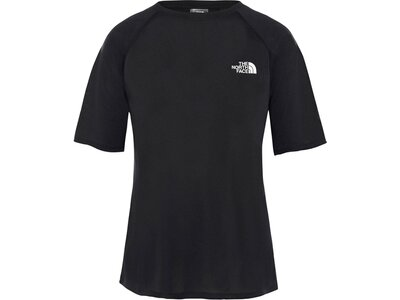 "THENORTHFACE Damen T-Shirt ""Train N Logo"" Schwarz"