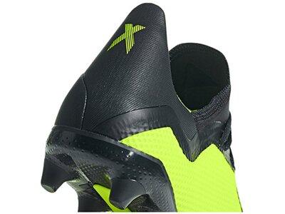 ADIDAS Fußball - Schuhe - Nocken X Virtuso 18.3 FG Weiß