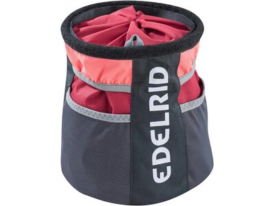 """EDELRID Chalk Bag """"Boulder Bag II"""" Pink"""
