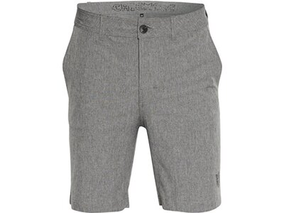 CHIEMSEE Hybrid-Shorts mit 4way Stretch Grau