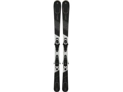"TECNOPRO Damen Skier ""Da.-Ski-Set Safine S9 Ti"" inkl. Bindung Schwarz"