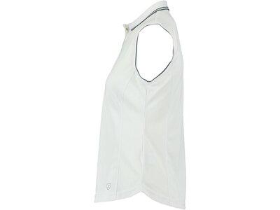 """LIMITEDSPORTS Damen Tennisshirt """"Aurry"""" Weiß"""