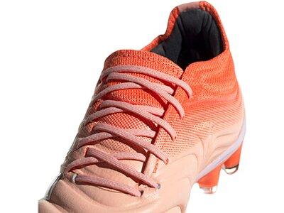 ADIDAS Fußball - Schuhe - Nocken COPA 19.1 FG Damen Rot