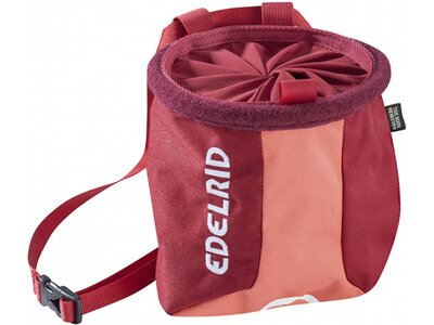 "EDELRID Chalk Bag ""Segin Twist"" Rot"