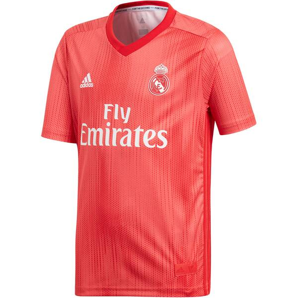 ADIDAS Kinder Fußballtrikot Real Madrid 3rd Jersey Youth Kurzarm