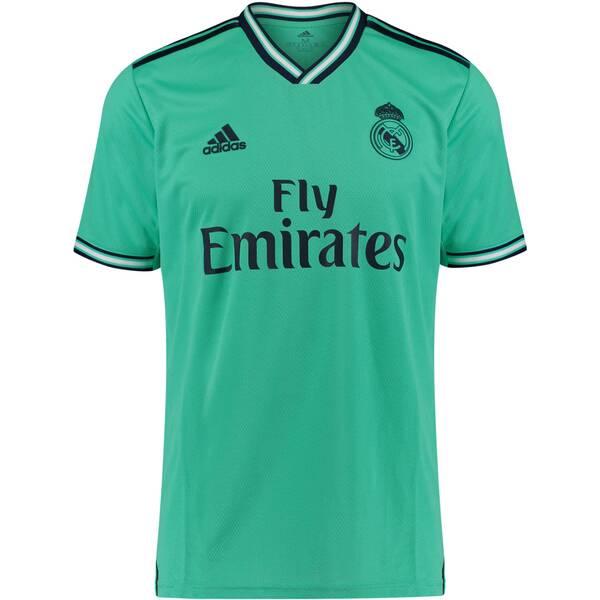 "ADIDAS Herren Fußballtrikot ""19/20 Real Madrid 3rd Jersey"" Kurzarm - Replica"