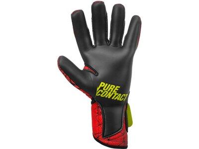 REUSCH Equipment - Torwarthandschuhe Pure Contact II R3 TW-Handschuh Rot