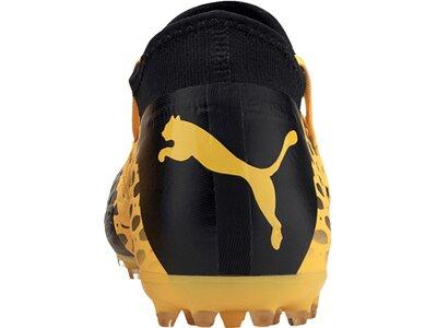 PUMA Fußball - Schuhe - Nocken FUTURE Spark 5.3 NETFIT MG Gelb