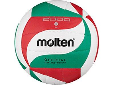 MOLTENEUROPE Volleyball - V5M2000 Weiß