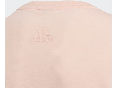 ADIDAS Kinder T-Shirt All Caps Pink