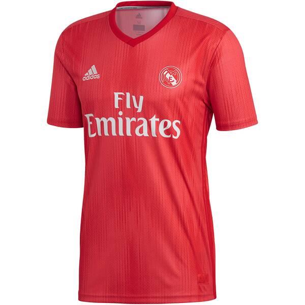 ADIDAS Herren Fußballtrikot Real Madrid 3rd Jersey Kurzarm