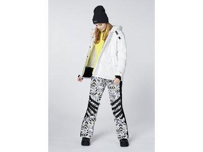 CHIEMSEE Oversize Winterjacke im coolem Design Weiß