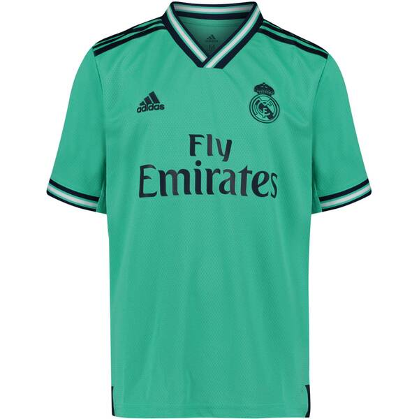 "ADIDAS Kinder Fußballtrikot ""19/20 Real Madrid 3rd Jersey Youth"" Kurzarm - Replica"