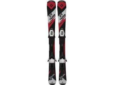 "TECNOPRO Kinder Skier ""XT Team ET"" inkl. Bindung Schwarz"