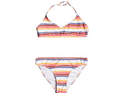 ROXY Kinder Triangle Bikini Set Lovely Senorita Weiß