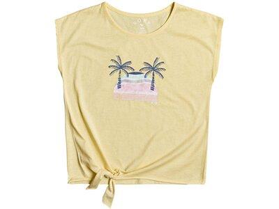 ROXY Kinder T-Shirt Pura Playa B Braun