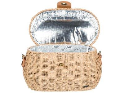 ROXY Damen Strand-Lunch Box Give Me Love Braun