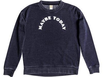 ROXY Damen Sweatshirt All At Sea B Blau